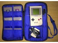 Original GameBoy DMG-01 Console Bundle