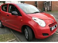 Brand New MOT`d Red SUZUKI Alto-2012, Low Mileage, 24000