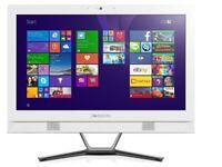 Lenovo C40-30, 21.5-Inch HD All-in-One Desktop PC,8GB,1TB HD,TOUCH SCREEN.