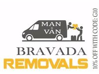 Man & Van, Removals, Aberdeen/shire to any UK destination
