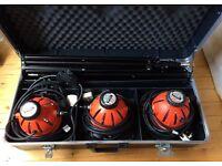Redhead lamp kit