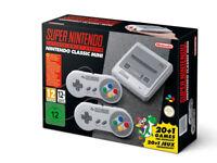 SNES Mini - Nintendo Mini: Super Nintendo - Brand New & Sealed