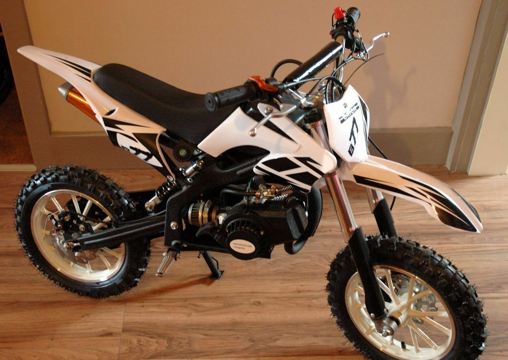 mini moto motocross mini dirt bike in springburn. Black Bedroom Furniture Sets. Home Design Ideas