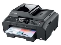 BROTHER mfc-j5910DW All-in-One A3 A4 Inkjet Printer Duplex, Fax, Wireless DOUBLE SIDED copying scan