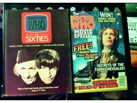 DOCTOR WHO THE SIXTIES AND THE DOCTOR WHO TV MOVIE SPECIAL 1996