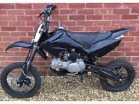 140cc stomp Pitbike pit bike like dt yz cr rs Kx rm dr etc