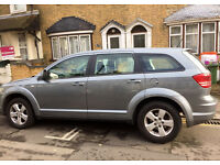 DODGE JOURNEY 2009 SXT 7 seater