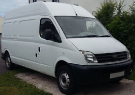 LDV Maxus with rare Combi Tail Lift/Ramp