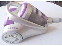VAX POWER2 BAGLESS VACUUM CLEANER
