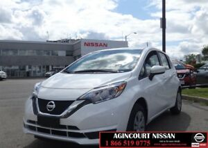 2017 Nissan Versa Note 1.6 S |Bluetooth|Air Conditioning|