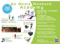 Go Media Weekend Academy