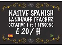 Spanish Tuitions