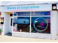 Alternative Shop/Juice Bar in Lee on the Solent