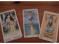 Enchanted tarot rare find as out of print perfect for collectors or if wanting something different