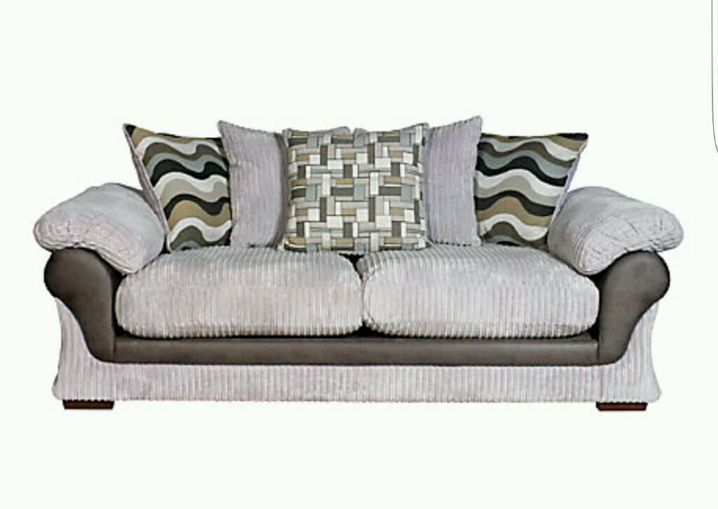 Harvey 39 s lullaby 3 seater sofa and armchair stainguarded for Sofa bed yeovil
