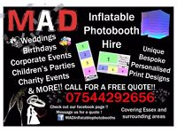 Inflatable Photobooth Hire