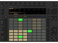 Ableton push one with live intro and dust cover