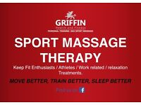 Sport Massage Therapist service (Oxford area).