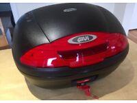 GIVI E450N TOP BOX SIMPLY II MONOLOCK