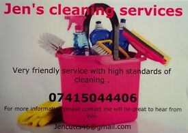 Jens cleaning services