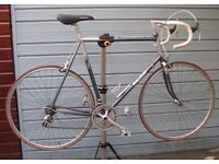 Raleigh Competition Vintage Road Bike Shimano 105 Reynolds 501 SL