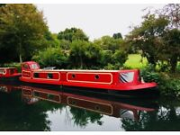 Home on the water - beautiful narrow-boat with residential mooring