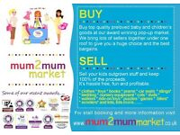 Mum2mum Market Southport Nearly New Sale