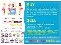 Mum2mum Market Southport Nearly New Sale