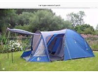 Hi gear Atakama 5 family tent