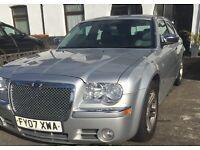 07 Chrysler 300C Crd *Diesel*Auto*Bentley Grill*Top Spec*Bargain £5995!!