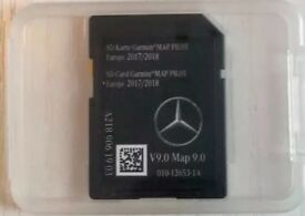 Mercedes Benz Garmin Maps SD Card