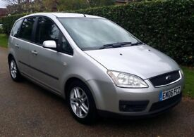 Ford Focus c max2006 1.8 tdci Full service history