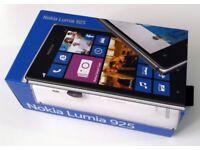 nokia Lumia 925 smartphone 16gb black in immaculate condition!