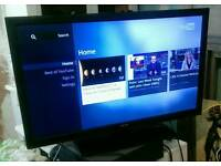 "32"" BUSH SMART TV - OUTSTANDING CONDITION !!!!"