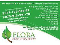 Flora garden service Ltd. / Aberdeenshire / Angus / GARDENING