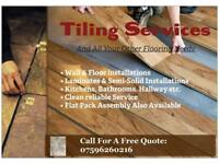 TILER Floor & Wall Tiling