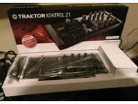Traktor Z1 mixer