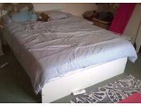 Large bed - £200 (originally £550)