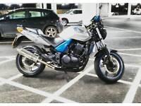 Honda cbf500 Swop Swap
