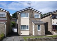 3 Bedroom Detached House with Detached Garage in Shawclough, Rochdale