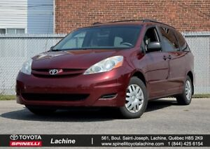2008 Toyota Sienna CE AIR CRUISE ET ++ NOT EXPENSIVE