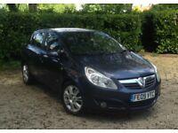 Vauxhall Corsa 1.4 i 16v Design 5dr Automatic. 12 Months MOT.Excellent condition and service history