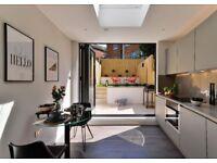 **Gorgeous flat + New Garden**Short Let, 10mins to Baker Street by tube on the JUBILEE LINE