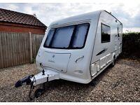 2009 Elddis Odyssey 482 / 2 berth / end bathroom + motor mover