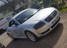 Audi tt mk1 1.8t quattro