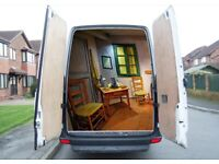 Van Man Hire Removals Deliveries Gardening Maintenance Handyman Furniture Assembly Disassembly