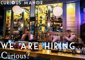 ****Bar & Waiting Staff required New city centre venue***