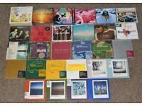 CD's & Cassette's