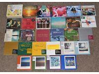 Lot of CD's & Cassette's
