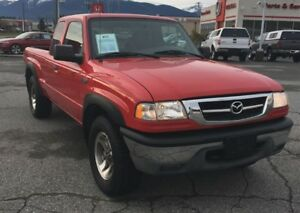 2008 Mazda B-Series Truck 4x4 Regular Cab SX 2.3L at
